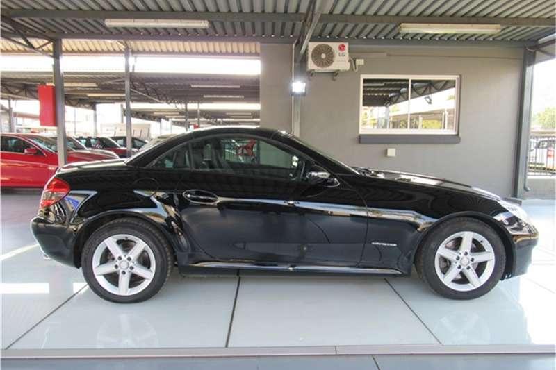 Mercedes Benz SLK 200 Kompressor Touchshift 2009