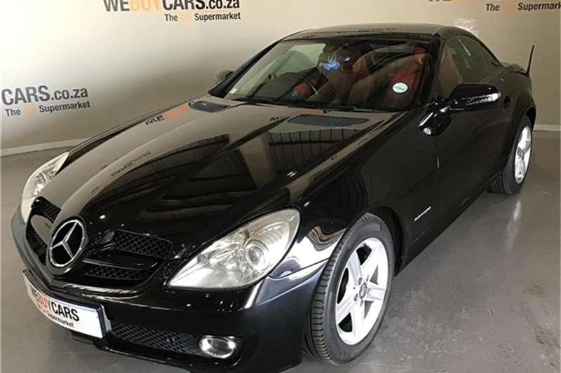 Mercedes Benz SLK 200 Kompressor Touchshift 2010