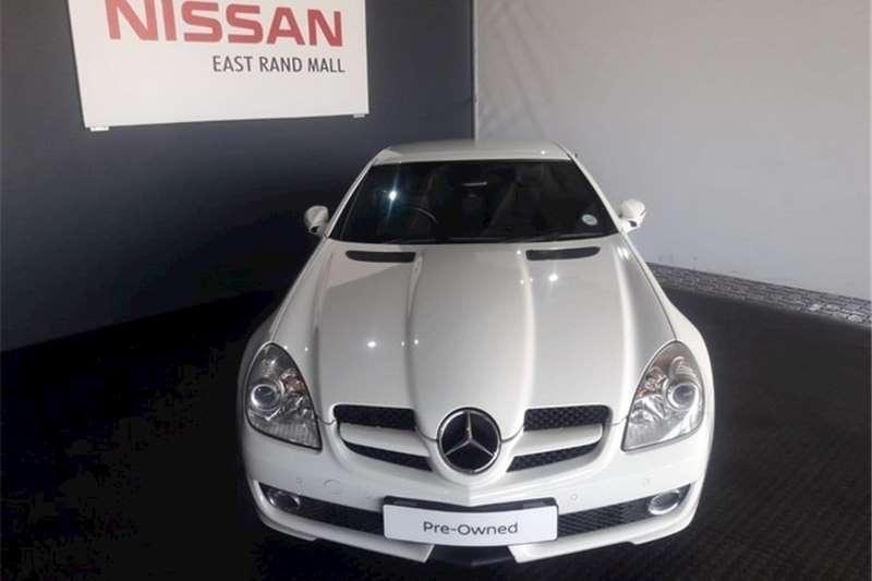 2011 Mercedes Benz SLK SLK200 Kompressor Touchshift