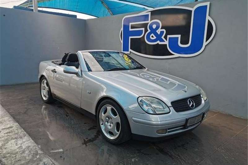 Mercedes Benz SLK 200 Roadster 1997