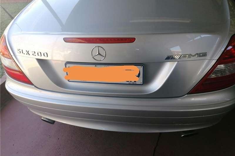 Used 2006 Mercedes Benz SLK