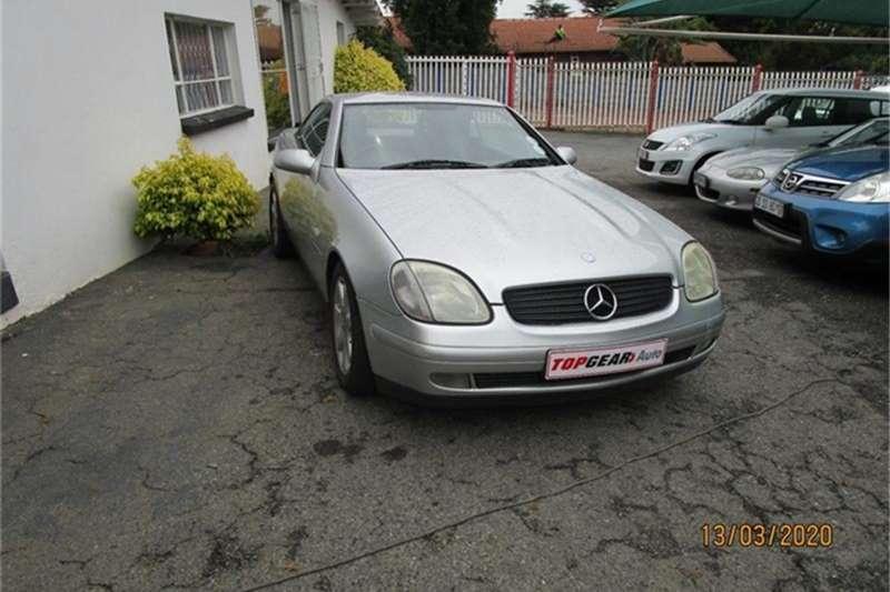 1998 Mercedes Benz SLK