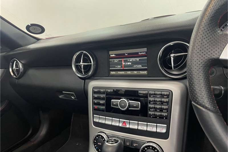 2013 Mercedes Benz SLK SLK250 AMG Sports