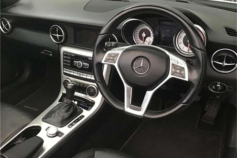 Mercedes Benz SLK 250 AMG Sports 2014