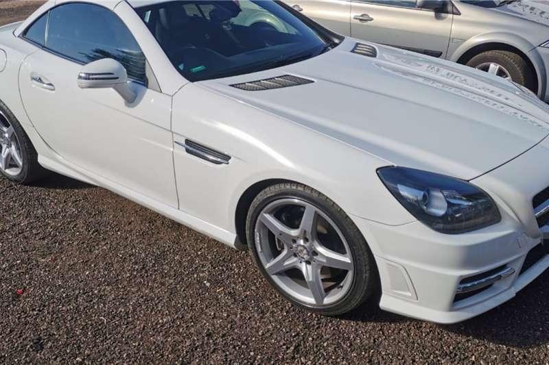 2014 Mercedes Benz SLK SLK250 AMG Sports