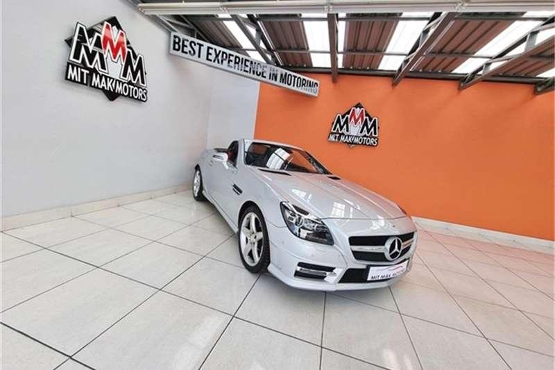 Used 2014 Mercedes Benz SLK 250 AMG Sports