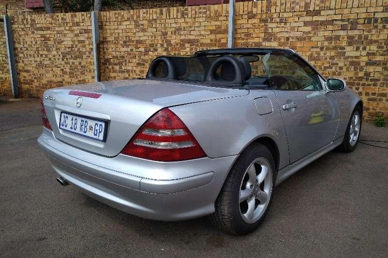Used 1997 Mercedes Benz SLK 350