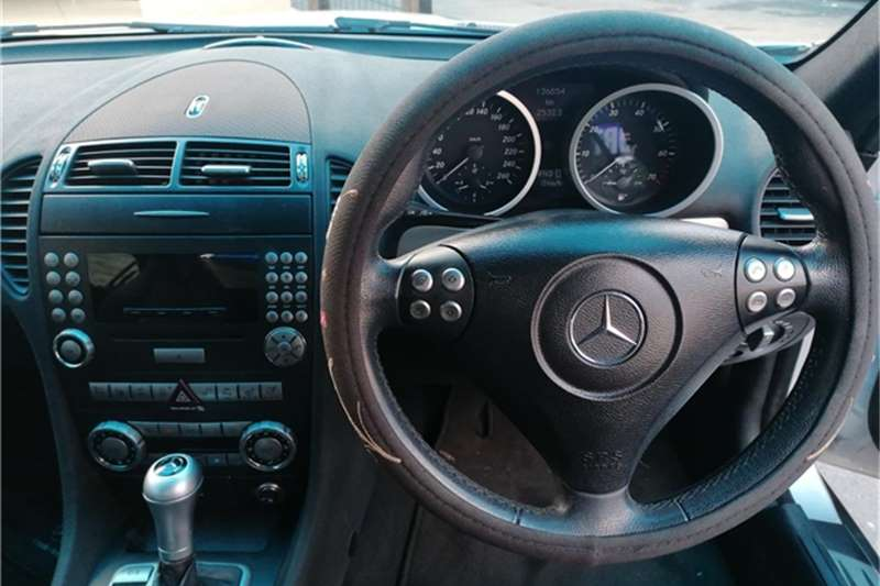 Mercedes Benz SLK 350 2005
