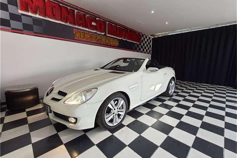 Used 2009 Mercedes Benz SLK 350