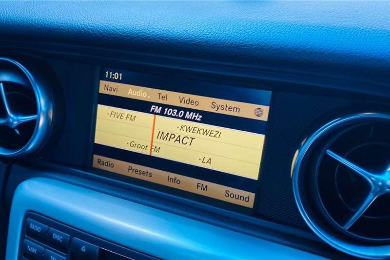 Used 2012 Mercedes Benz SLK 350