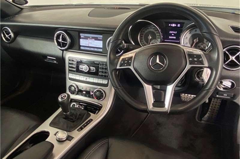 2013 Mercedes Benz SLK SLK350