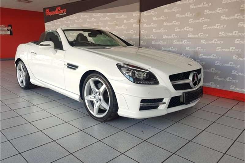 Mercedes Benz SLK 350 2015