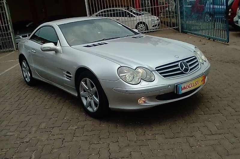 Mercedes Benz SLK 500 V8 2002
