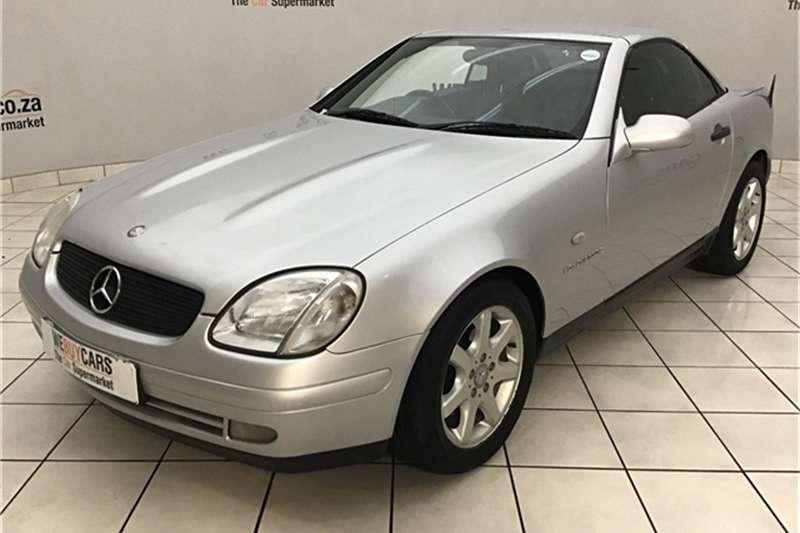 Mercedes Benz SLK CLASS 1999