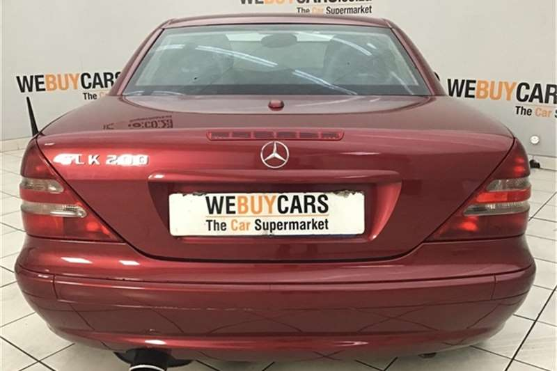 Mercedes Benz SLK CLASS 2003