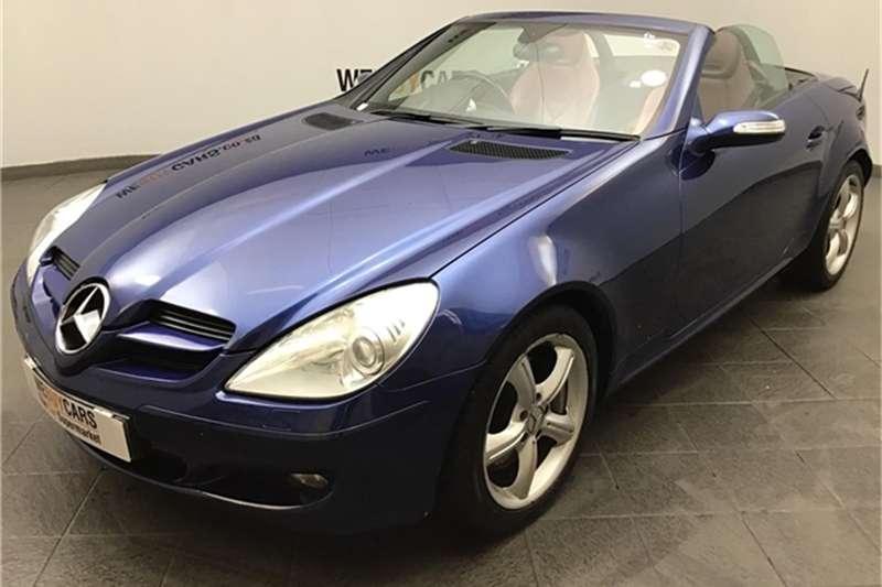 2006 Mercedes Benz SLK 350