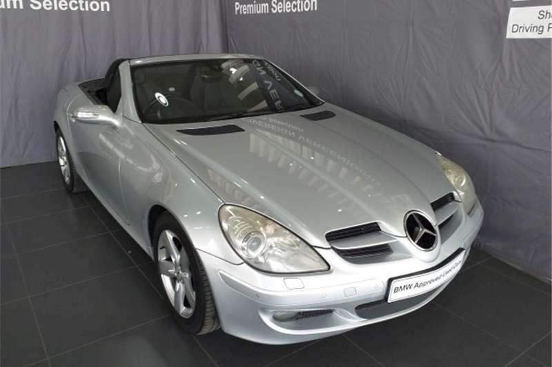 2006 Mercedes Benz SLK 200 Kompressor