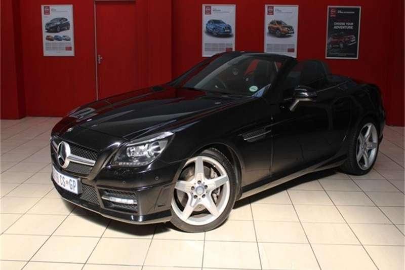 2014 Mercedes Benz SLK 350