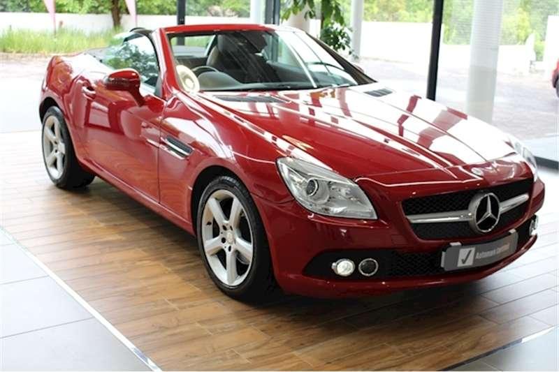 2012 Mercedes Benz SLK 200 auto