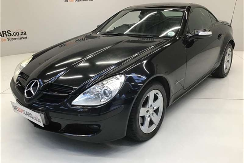 2008 Mercedes Benz SLK 200 Kompressor