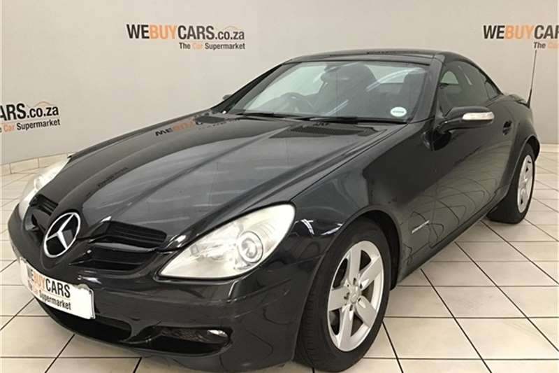 2006 Mercedes Benz SLK 200 Kompressor