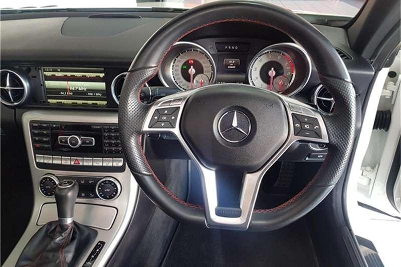2015 Mercedes Benz SLK 350