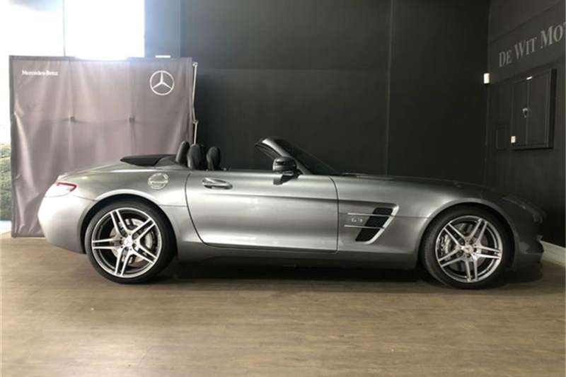 2014 Mercedes Benz SLS AMG Roadster