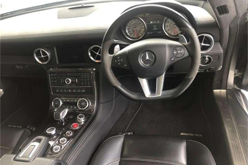 Mercedes Benz SLS AMG Roadster 2014