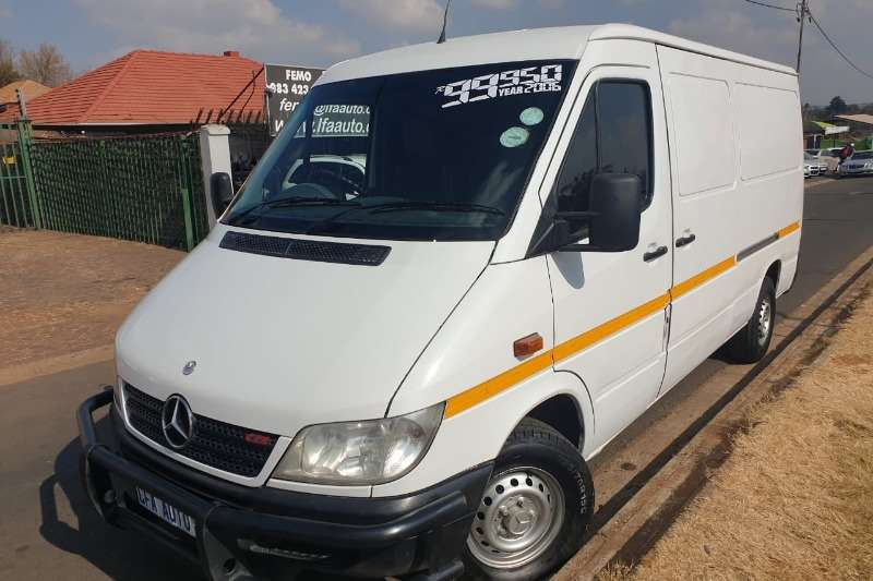 Mercedes Benz Sprinter 2.2cdi 2006