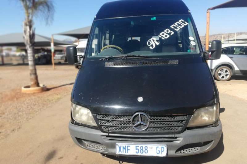 2008 Mercedes Benz Sprinter