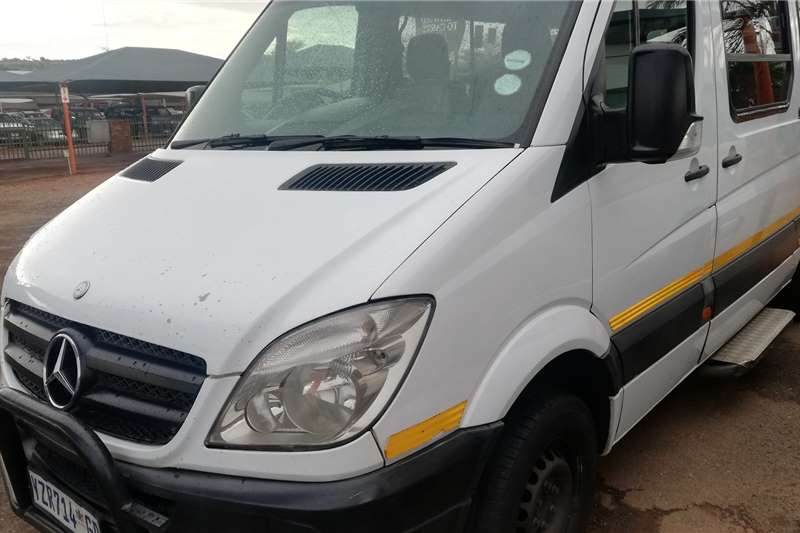Mercedes Benz Sprinter 309 CDI 16 Seaters Bus 2009