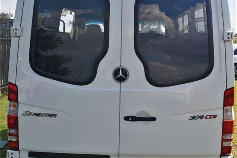Used 2011 Mercedes Benz Sprinter