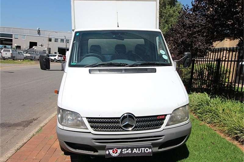 Mercedes Benz Sprinter 311 Cdi Pv 2010
