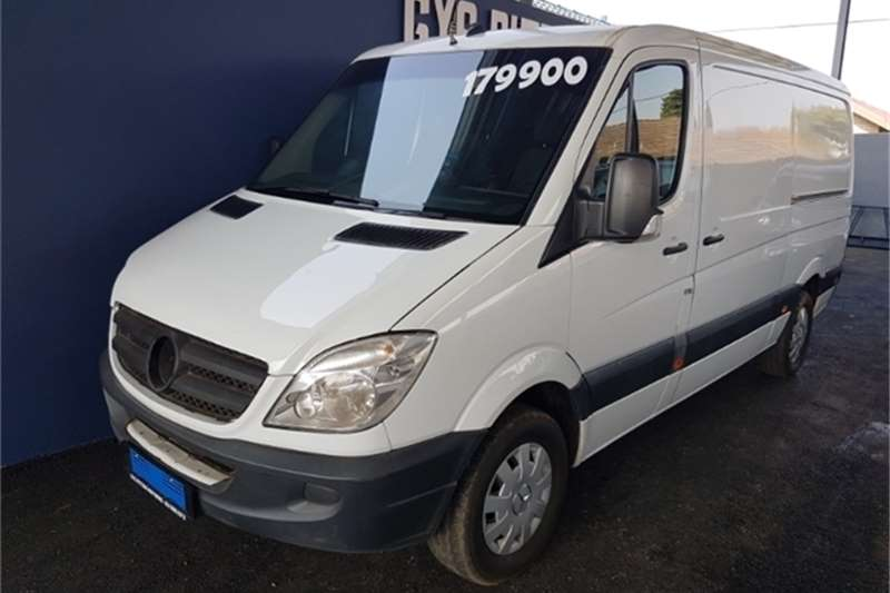 Mercedes Benz Sprinter 315 CDi P/V Hi Roof 2008