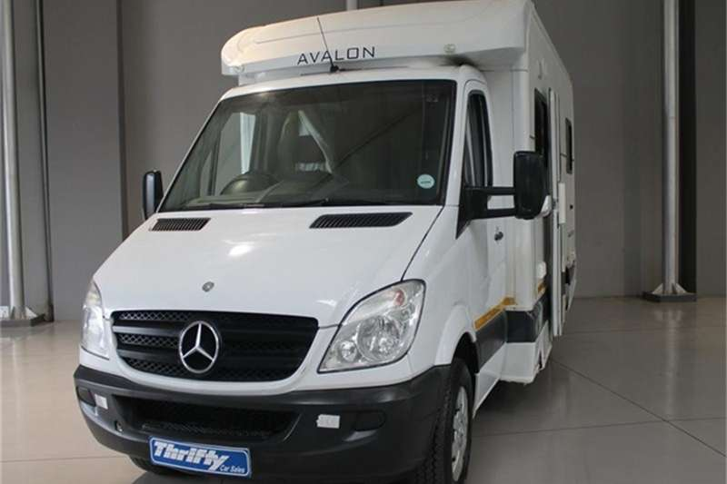 Mercedes Benz Sprinter 4 BERTH AVALON 2014
