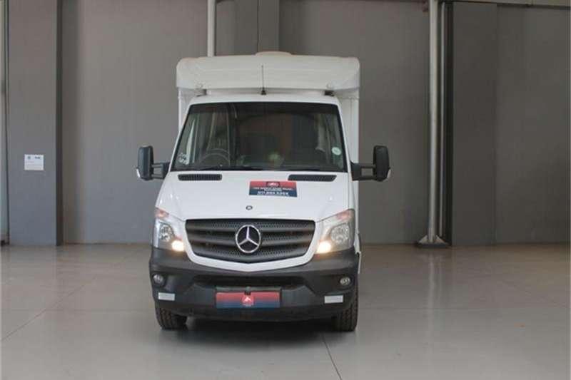 Mercedes Benz Sprinter 4 BERTH AVALON 2014
