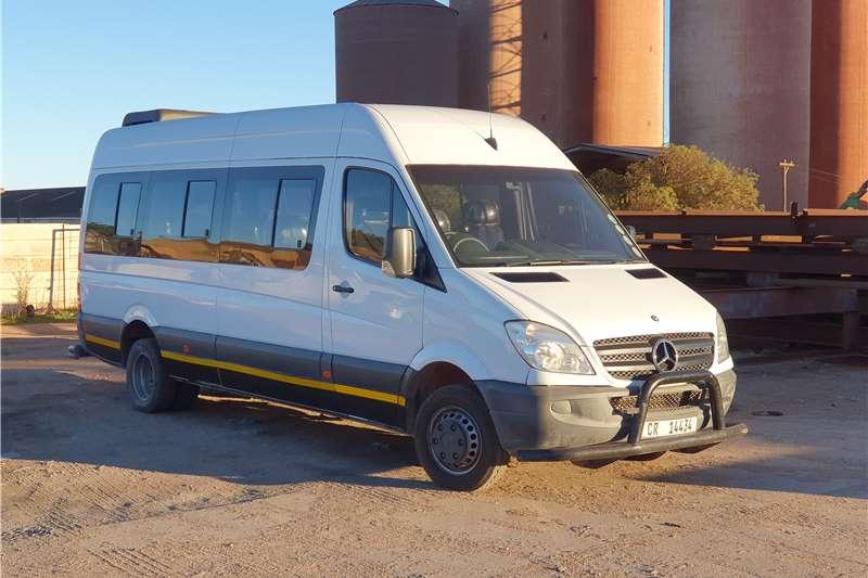 Mercedes Benz Sprinter 515 CDI 2012