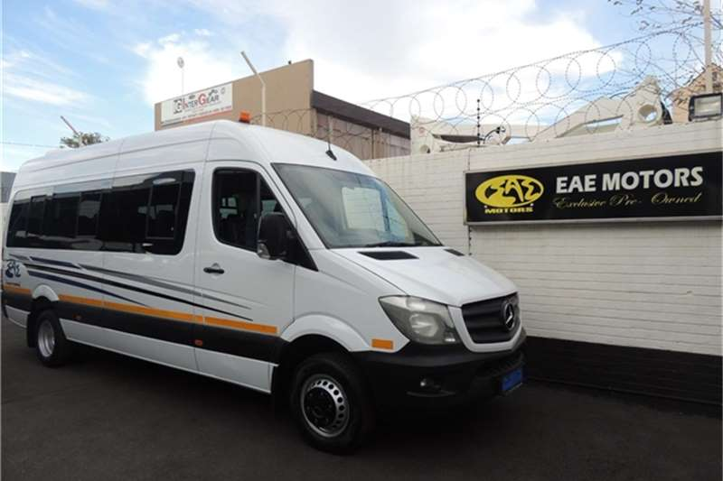 Mercedes Benz Sprinter 515 CDI 2018