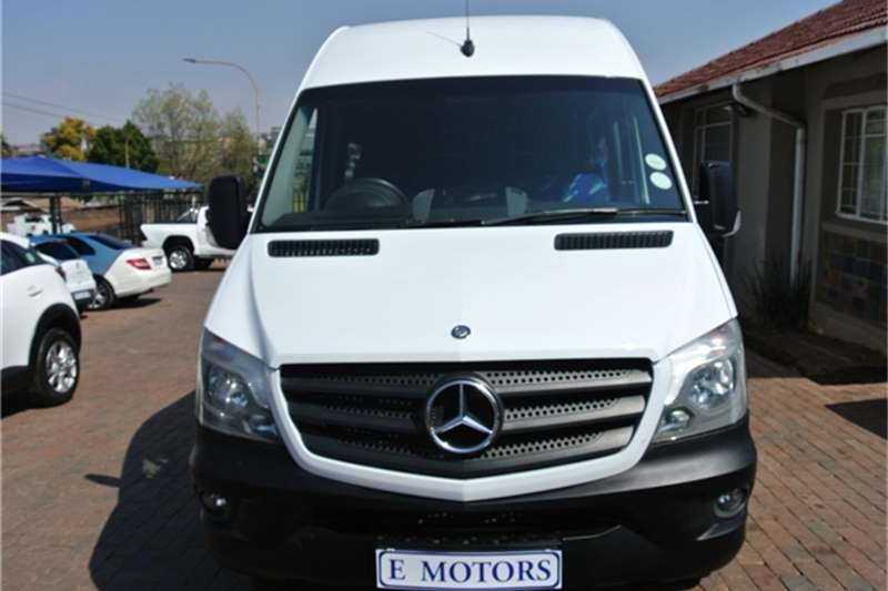 Mercedes Benz Sprinter 515 CDi Panel Van 2017