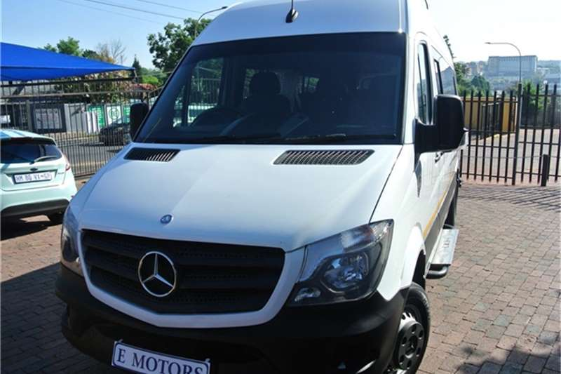 Mercedes Benz Sprinter 515 CDi Panel Van 2018