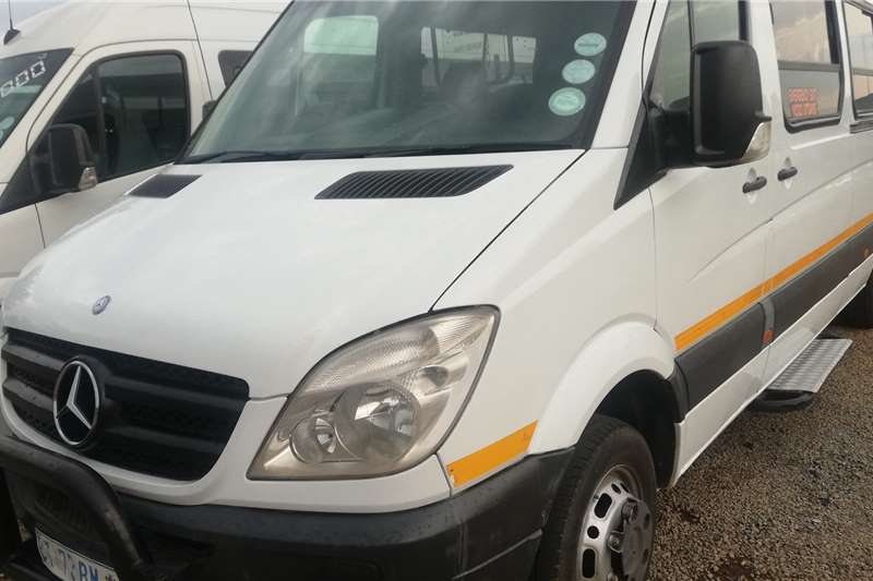Mercedes Benz Sprinter 515 Manual 5 Speed 2012
