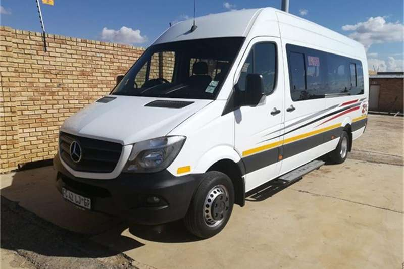 Mercedes Benz Sprinter 519 CDI 2016