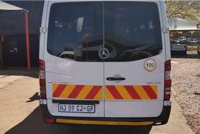 Used 2018 Mercedes Benz Sprinter