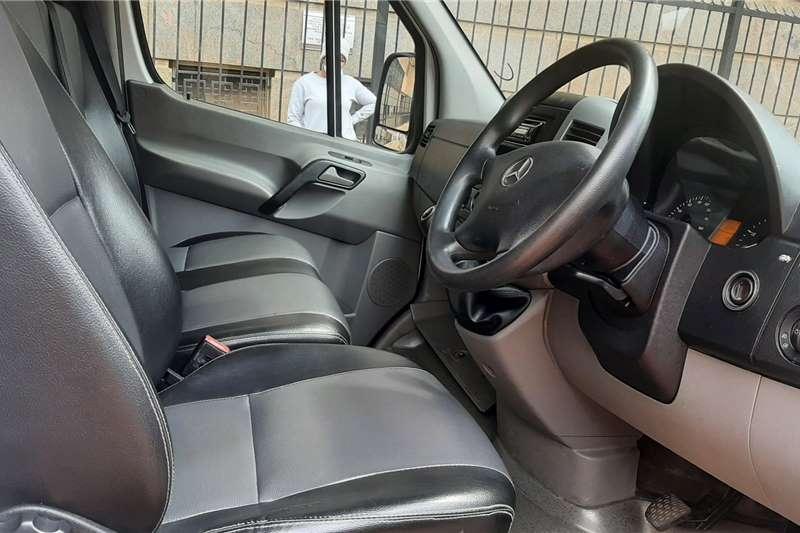 Mercedes Benz Sprinter 519 TDI 2017