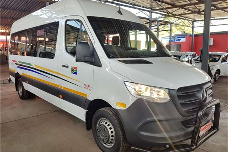 Mercedes Benz Sprinter BUS 516 CDI 2019
