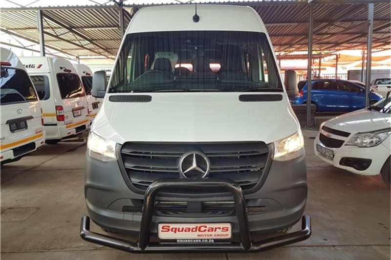 Mercedes Benz Sprinter BUS 516 CDI 2020