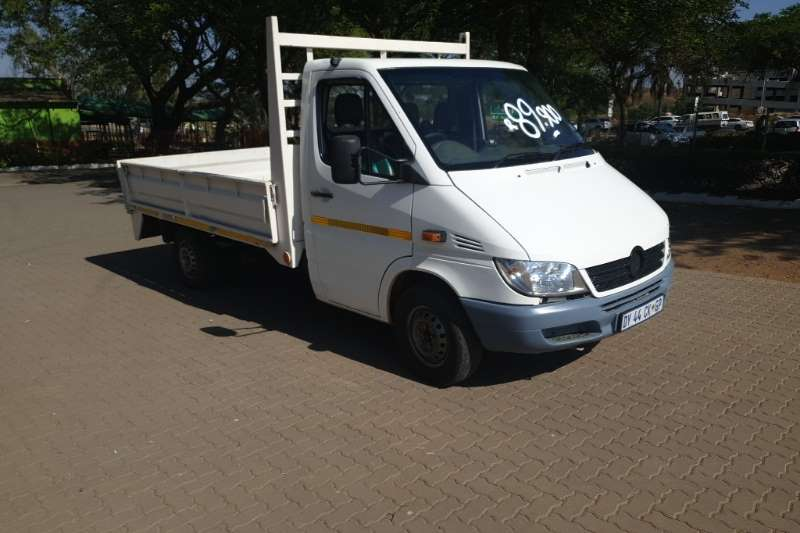 Mercedes Benz Sprinter Dropside 2005