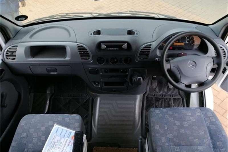 Used 2004 Mercedes Benz Sprinter