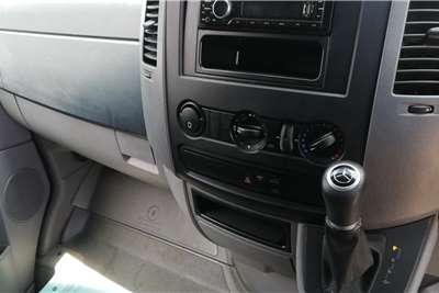 Mercedes Benz Sprinter PanelVan A/T 2012