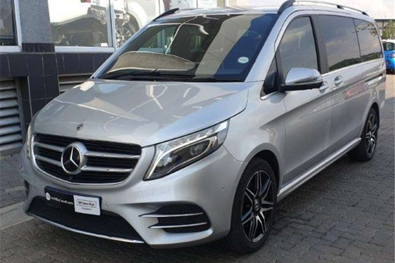 2018 Mercedes Benz V Class V250 BlueTec Avantgarde